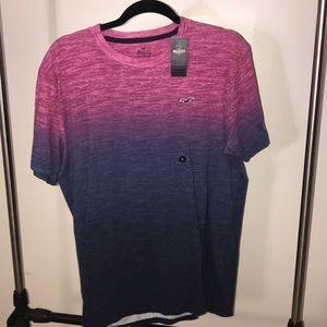 Ombre Hollister t-shirt